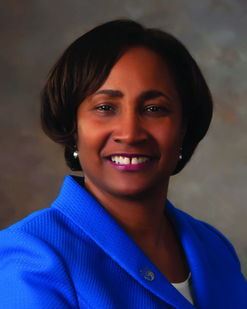 South Georgia State College President Dr. Ingrid Thompson-Sellers