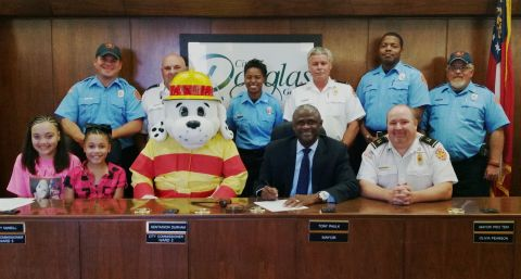 Oct. 9 - 15 is Fire Prevention Week