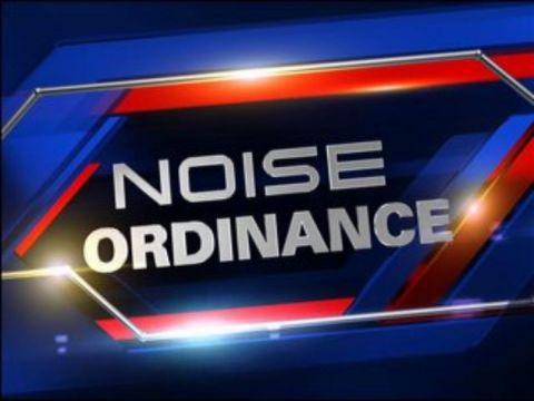 New fines adopted for noise and environmental nuisance ordinances