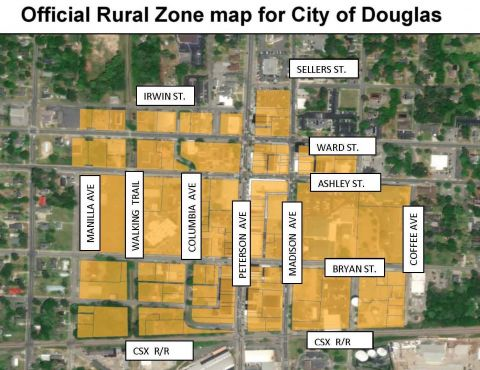 Take advantage of rural zone business tax credits