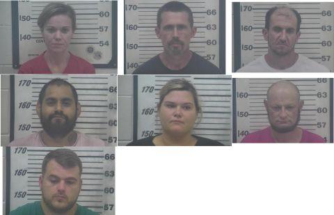 Sheriff's office makes drug arrests