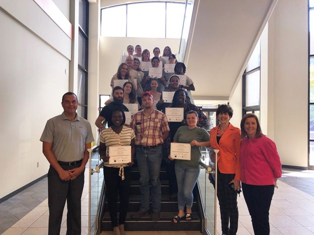The Fall Entrepreneurship Academy sponsored by Guardian Bank graduated 19 participants.  The spring classes have been set to start in February 2020.