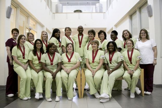 Wiregrass nursing students receive their pins