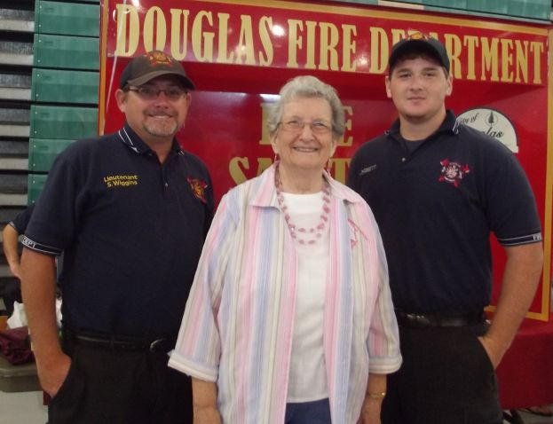 DFD celebrates Fire Prevention Week