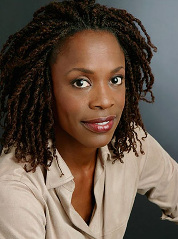 Charlayne Woodard is an actor and playwright of the SGSC Theatre Productions 2019/2020 production of Pretty Fire.