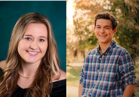 Bryant, Ricketson receive CCA's Leo Scholarships
