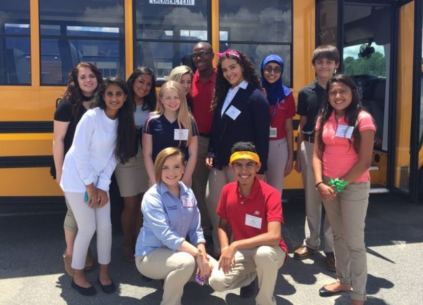 Coffee Middle School FBLA attends SLOTS