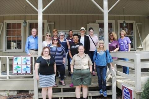 GDEcD'S tourism team to present results of visit to Douglas-Coffee County on JUNE 27, 2018