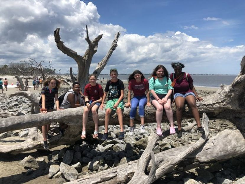 Seventh and eighth graders attend junior camp, state council postponed due to illness