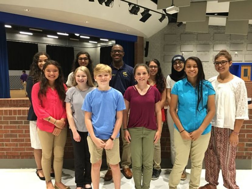 On July 12, students from Coffee High School, George Washington Carver-Freshman Campus, and Coffee Middle School traveled together to attend FBLA's annual Summer Leadership Training in Cordele, Georgia.