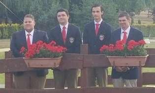 Brice Grantham wins Beretta World Cup Jr. gold medal