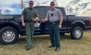 Game wardens make arrest in illegally killed 13-point buck