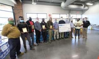 Whitehead Awards Wiregrass graduates with Tradesman Award