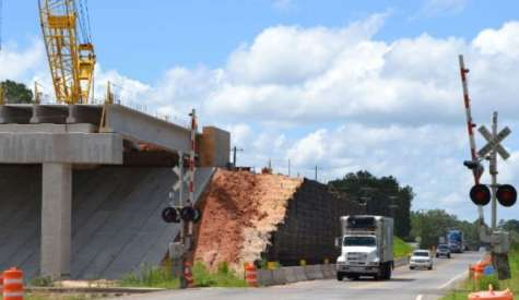 Road construction to cause traffic delays this weekend