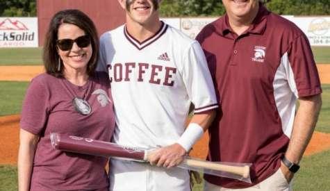 Ben Lingfelter, CHS baseball player and open heart surgery survivor, prepares for graduation