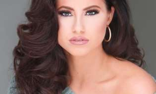 DyAnna Hayes competes for Miss Teen America crown