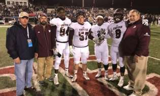 Lee defeats Coffee 28-21 in overtime to win 2017 6A state championship
