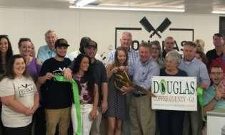 Douglas Quality Meats celebrates grand opening, ribbon cutting