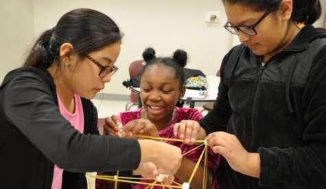 SGSC's STEM Fest receives prestigious award