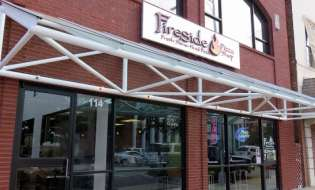 Fireside Pizza celebrates four years in downtown Douglas