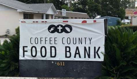 Coffee County Food Bank opens in Douglas