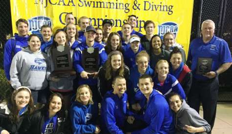 SGSC swim teams finish second in the nation, Coach CM Jenkins named women's national coach of year