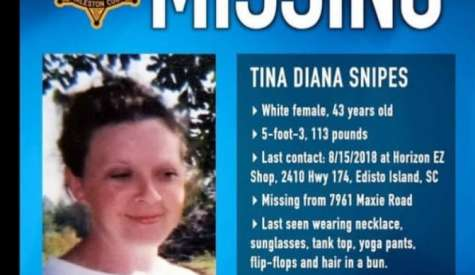 Tina Snipes's disappearance ruled a death, still no answers two years later