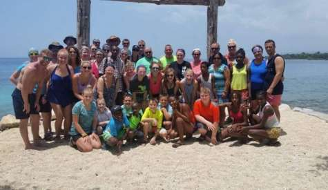 The story of 2018: Violent protests in Haiti strand GracePointe mission team
