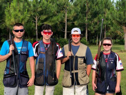 4-H Shotgun team competes in Savannah