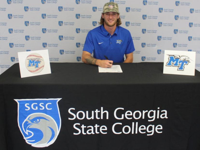 SGSC's Escher to play at Middle Tennessee State