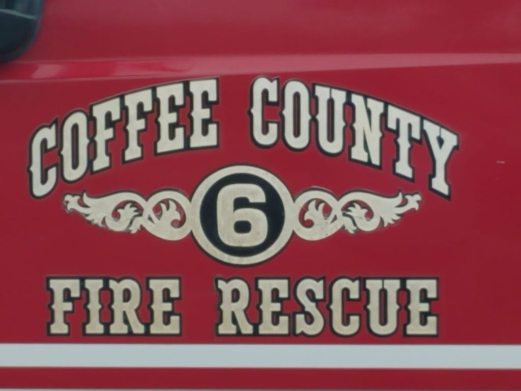 Someone has stolen equipment from the county fire department