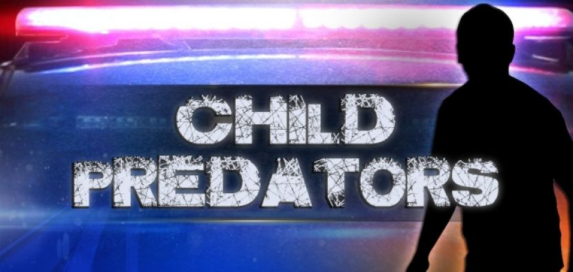 "18 arrested in GBI's ""Operation Riptide"" targeting child predators"