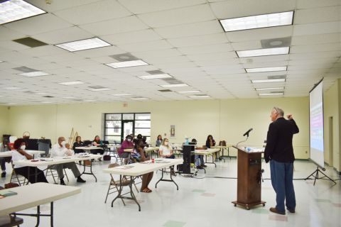City holds small business workshop