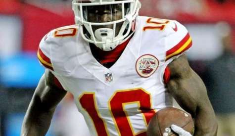 Video: Tyreek Hill lights up social media with Pearson Community Technical College reference