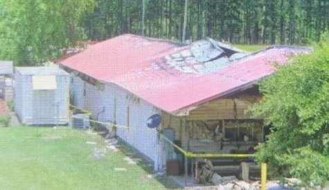 Insurance commissioner: Shann Peanut fire intentionally set
