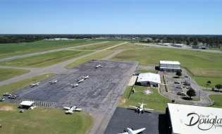 City receives funding to assist with airport lighting replacement